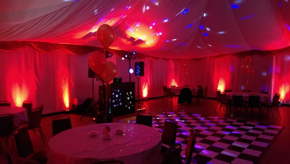 DJ HIRE IN LONDON ESSEX KENT SURREY UPLIGHTS