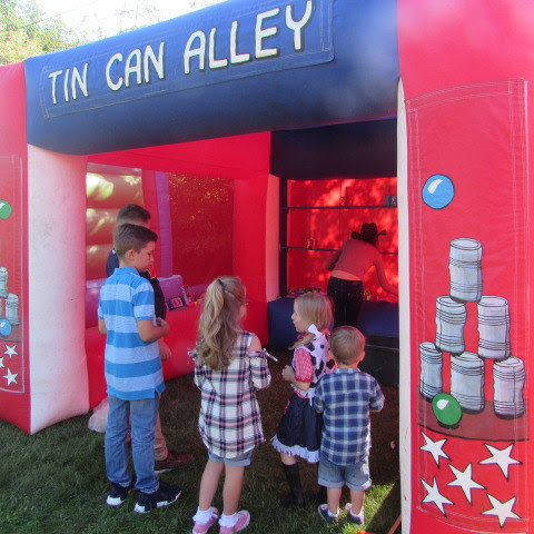 TIN CAN ALLEY SIDE STALL